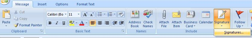 1321 outlook6 - Outlook Signatures