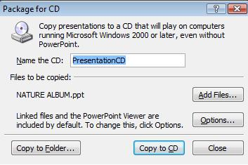 1334 Powerpoint save options (13) - Powerpoint save and publishing options