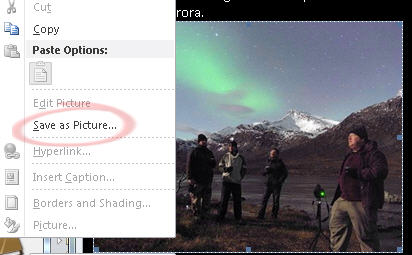 1395 Outlook 2010 Save as Picture - Outlook 2010 - Save As Picture