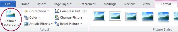 Background removal tool.jpg image from Background Removal Tool in Office 2010 at Office-Watch.com