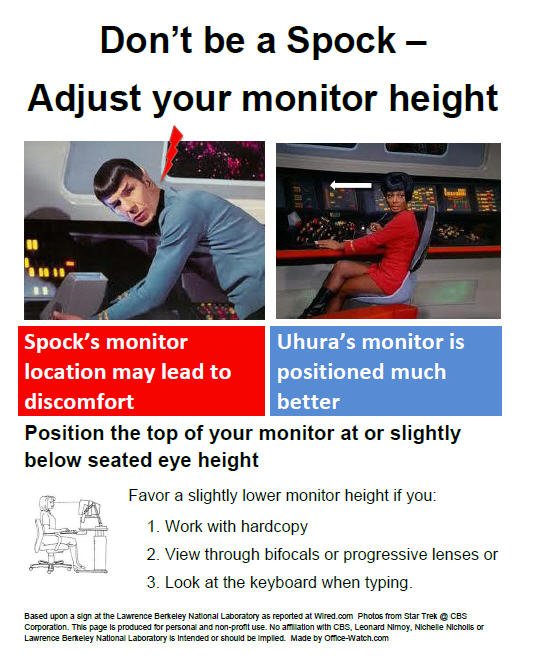 1483 Dont%20be%20a%20Spock%20 %20Adjust%20your%20monitor%20height - Don't be a Spock - Adjust your monitor height