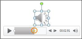 Add bookmark.jpg image from Manage Audio Clips in PowerPoint 2010 at Office-Watch.com
