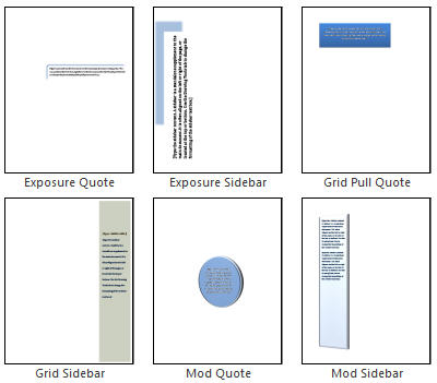 Word 2010 - Text Box Gallery 4.jpg image from Word