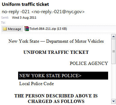 1599 Uniform Traffic Ticket - Uniform Traffic Ticket