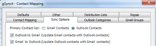 1648 gSyncit Contact mapping settings - Syncing Google services with Outlook