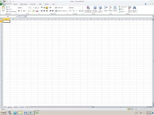 761 Office 14 Alpha shots Excel 14 - Leaked! Images for Office 14 - the next Microsoft Office