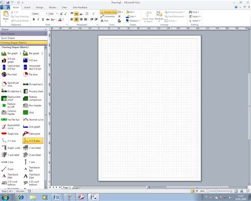 Office 14 Alpha shots - Visio 14.jpg image from Leaked!  Images for Office 14 - the next Microsoft Office at Office-Watch.com