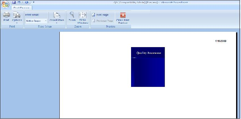 868 notesprint4 - PowerPoint - Notes options and views
