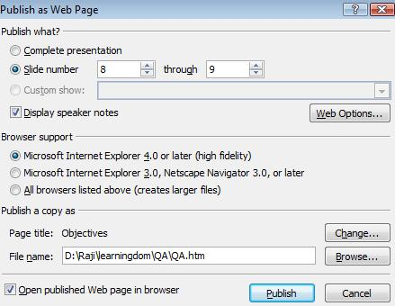 868 notespublish2 - PowerPoint - Notes options and views