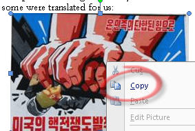 Outlook - right click to copy image.jpg image from How to copy a picture from an Outlook email at Office-Watch.com