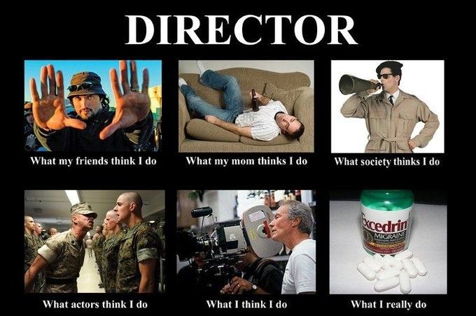 Director image from What they think of me / What I really do - in PowerPoint at Office-Watch.com