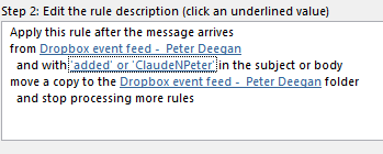 http://img.office-watch.com/ow/Dropbox%20RSS%20Rule%205.png image from Dropbox Alerts in Outlook at Office-Watch.com