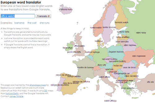 European%20word%20translator - European translation map