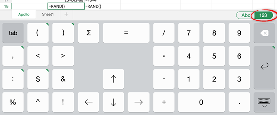http://img.office-watch.com/ow/Excel%20for%20iPad%20special%20keyboard.png image from Excel for iPad - Formula Keyboard at Office-Watch.com