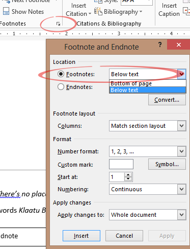 Footnotes%204 - Footnotes and Endnotes in Word