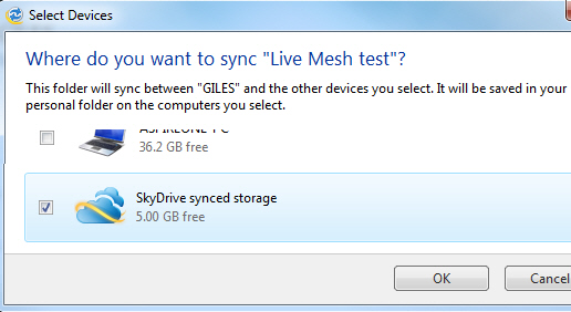 Live%20Mesh%20 %20Skydrive%20synced%20storage - Live Mesh Skydrive vs real Skydrive