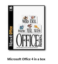 http://img.office-watch.com/ow/Microsoft%20Office%204%20in%20a%20Box.png image from Office is 25 years old at Office-Watch.com