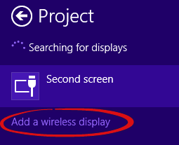 Miracast%201 - Get a wireless second screen