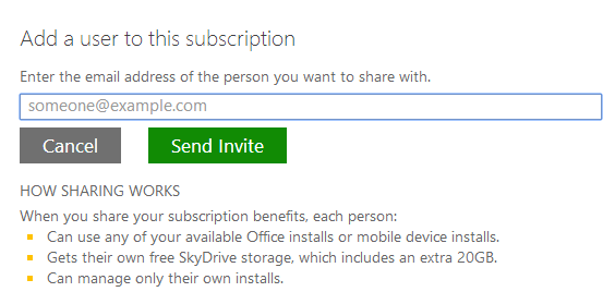 http://img.office-watch.com/ow/Office%20365%20sharing%202.png image from Sharing your Office 365 / Office 2013 subscription at Office-Watch.com