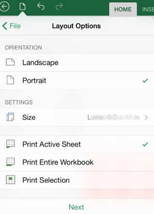 Office%20for%20iPad%20 %20printing%202 - Office for iPad can print - sort of
