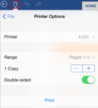 Office%20for%20iPad%20 %20printing - Office for iPad can print - sort of