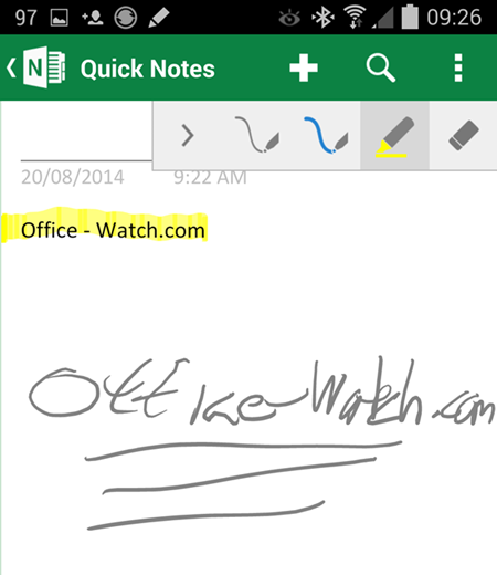 OneNote%20for%20Android%20August%202014%20 %204 - OneNote for Android improvements