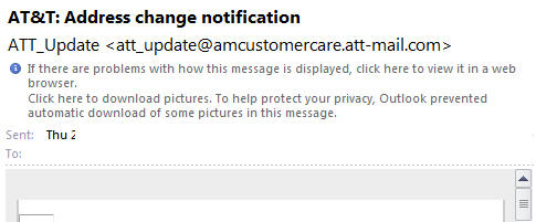 Outlook%20%20ATT%20spam%202 - Catching ATT bogus messages