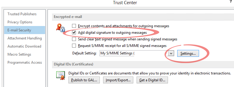 Outlook%20 %20Email%20security - Simple and free email signatures for Outlook