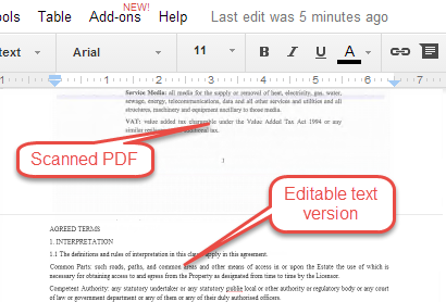 PDFs%20convert%20in%20Google%20Docs%203 - Converting 'image only' PDFs to Word