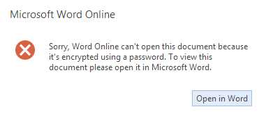 http://img.office-watch.com/ow/Password%20doc%20error%20-%20Office%20Online.png image from No password protection in Office apps at Office-Watch.com