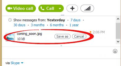 Skype%203 - 9 'Hidden' extras in Skype