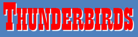 Thunderbirds title in Office image from Thunderbirds are go ... in Office at Office-Watch.com