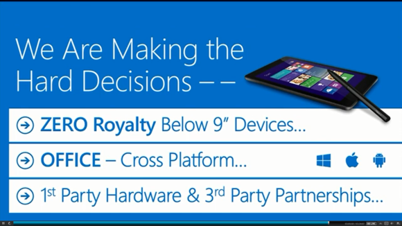 WPC%202014%20keynote%20slide%201 - Microsoft's commitment to Office beyond Windows